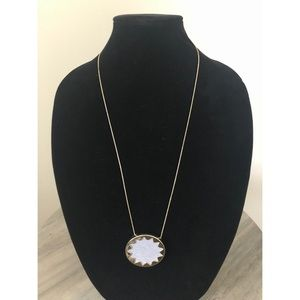 House of Harlow 1960 Starburst Pendant Necklace